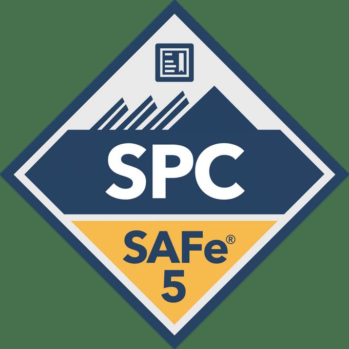 SAFe SPC logo